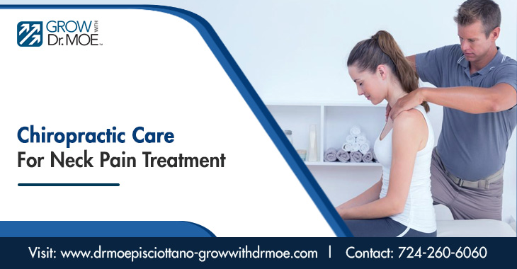 Chiropractic Care For Neck Pain Treatment