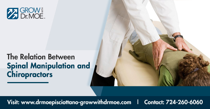 The Relation Between Spinal Manipulation and Chiropractors